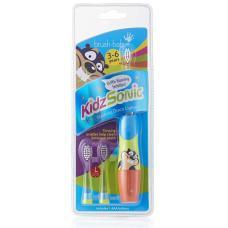 Periuța de dinti electrică Kidzsonic, 3-6 ani, Albastra