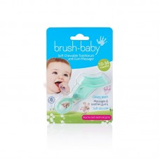 Periuță de dinți mestecabilă 10-36 luni, Brush Baby